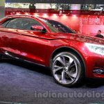 Citroen DS Wild Rubis Concept auto shanghai 2013 front quarter right