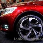 Citroen DS Wild Rubis Concept auto shanghai 2013 wheel