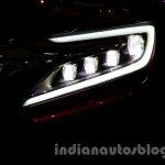Citroen DS Wild Rubis Concept auto shanghai 2013 lights