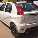 Mahindra Verito Vibe rear view