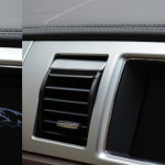 Jaguar XF aircon vents