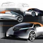 Tata Nano Speedster rendering front