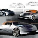 Tata Nano Speedster rendering