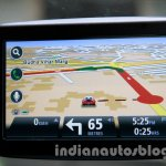 TomTom VIA 125 Idle Mode