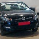 VW Polo GT 1.2 TSI front