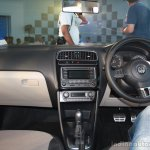 VW Polo GT TSI dashboard