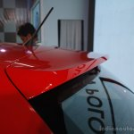 VW Polo GT TSI spoiler
