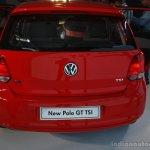 VW Polo GT TSI rear