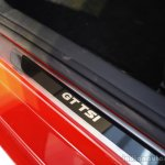 VW Polo GT TSI door sill