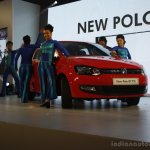 VW Polo GT TSI with dance