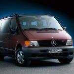 1998 Mercedes Benz Vito