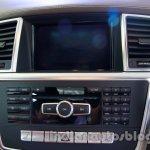 2013 Mercedes GL Class India centre console