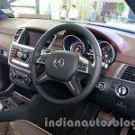 2013 Mercedes GL Class India dashboard