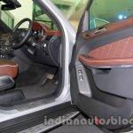 2013 Mercedes GL Class India driver side door open