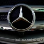2013 Mercedes GL Class India front grill
