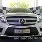 2013 Mercedes GL Class India front