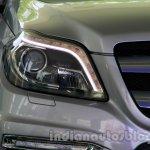 2013 Mercedes GL Class India headlamp