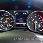 2013 Mercedes GL Class India instrument console