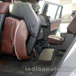 2013 Mercedes GL Class India seats folded