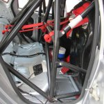 2013 VW Polo R CUP roll cage