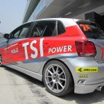 2013 VW Polo R CUP side