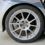 2013 VW Polo R CUP wheel