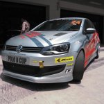 2013 VW Polo R CUP