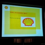 Shell Lubematch bloggers meet