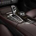 2014 BMW 5 Series gear shifter