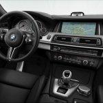 2014 BMW M5 iDrive