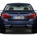 2014 BMW M5 rear 1