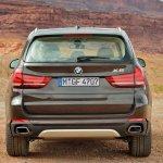 2014 BMW X5 rear