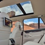 2014 BMW X5 seats