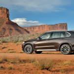 2014 BMW X5 side left