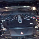 2014 BMW X5 spied engine