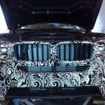 2014 BMW X5 spied front