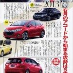 2014 Honda Jazz renders