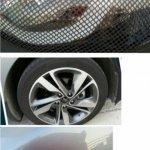 2014 Hyundai Elantra spied headlamp