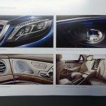 2014 Mercedes Benz S Class Brochure Page 10