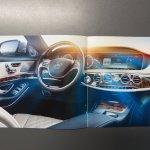 2014 Mercedes Benz S Class Brochure Page 2