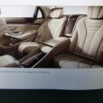 2014 Mercedes Benz S Class Brochure Page 20