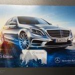 2014 Mercedes Benz S Class Brochure Page 3