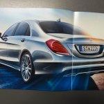 2014 Mercedes Benz S Class Brochure Page 5