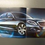 2014 Mercedes Benz S Class Brochure Page 6