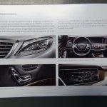 2014 Mercedes Benz S Class Brochure Page 8