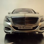 2014 Mercedes S Class scale model front