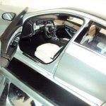 2014 Mercedes S Class scale model interior