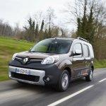 2014 Renault Kangoo front three quarter angle