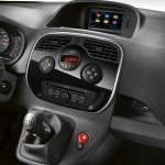 2014 Renault Kangoo central console