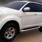 2015 Ford Endeavour side spied in China